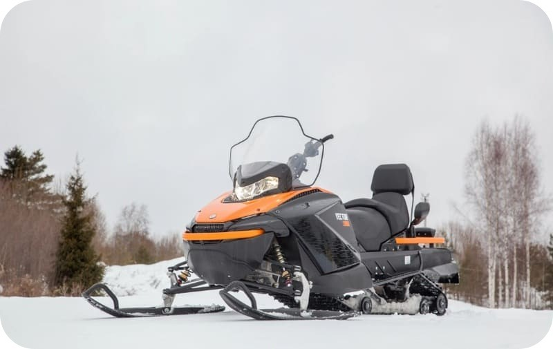 Снегоход Вектор Тайга